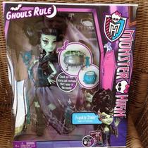 Frankie Stein Ghouls Rule Monster High 2012 Nueva Eex