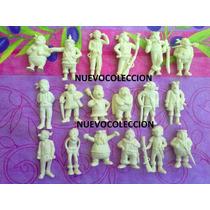 Figuras De Piratas Miniatura Promocion Twinky Reeimpresas