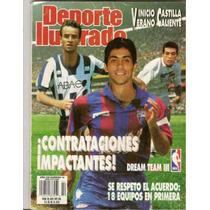 Revista Jorge Campos Atlante 1996 Deporte Ilustrado
