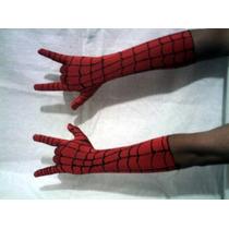 Guantes De Licra Spider-man
