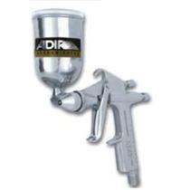 Mini Pistola Pintar Gravedad 200ml Profesional Adir 667
