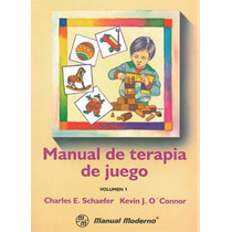 Manual De Tarapia De Juego. Psicologia Clinica