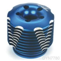 Traxxas Cabeza Aluminio P/ Motor 3.3 Trx Revo Tmaxx Jato