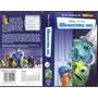 Monsters Inc Vhs Color Azul.1a Edicion Hablada En Español