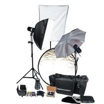 Estudio Fotográfico Completo, Kit De Iluminación!!!