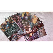 Marvel Fear Itself Coleccion Completisima Edit.televisa