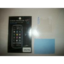 Wwow Mica Protectora De Pantalla Para Samsung Chat 2 S5270!!