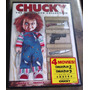 Chucky The Killer Dvd Collection El Muñeco Diabolico Boxset