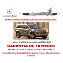 Caja De Direccion Hidraulica Cremallera Mercedes Benz Gl450
