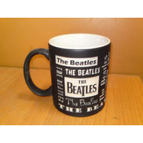 Taza Grabada The Beatles Edicion Especial
