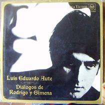 Cantautor, Luis Eduardo Aute, Lp 12´ Idd