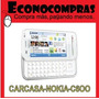 Carcasa Completa Para Nokia C6-00 Blanco Y Negro 100% Nuevos