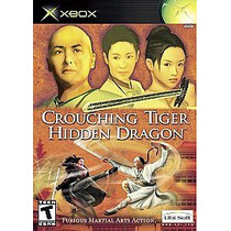 Crouching Tiger Hidden Dragon Xbox Compatible Con Xbox360