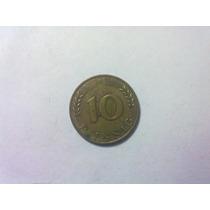 10 Peennig 1950 Bundes Republic Deutschland. Css