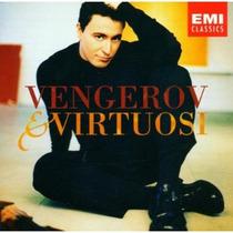 Violin Vengerov - Rachmaninoff Brahms Cd Clasica Fdp