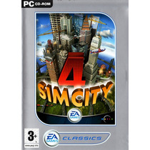 Sim City 4 Deluxe Edition (videojuego Para Pc) Vv4