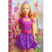 Barbie Escuela De Princesas Modelo 2