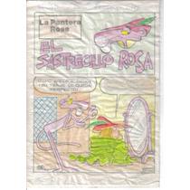 Bocetos De Comics: De La Pantera Rosa Originales. $600.00