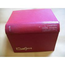 Novelas Escogidas De L Charteris (el Santo Simon Templar)