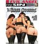 The Three Gapeteers ( Evil Angel) Isabella Clark Dilatacion