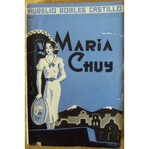 Libro, Politico De Lázaro Cárdenas.maria Chuy 1939