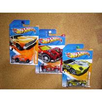 Hot Wheels 69 Chevelle, Synkro, Nerve Hammer