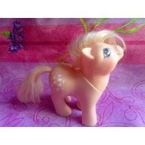Mi Pequeno Pony Bebe De Los 80s Mueve Su Cabeza