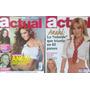 Anahí  Revista Actual  2 Revistas Mexicanas