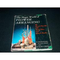 Libro De Arreglos Florales Por Myra J. Brooks