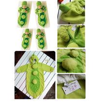 Sleeping Bag Para Bebé Diseño Chícharo Ropaccesorios