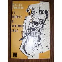 La Muerte De Artemio Cruz, Carlos Fuentes