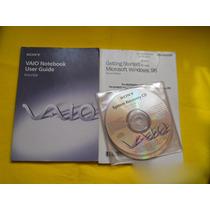 Discos De Restauracion Sony Pcg-f520.