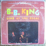 Blues, B.b. King, Live At The Regal, Lp 12´, Css