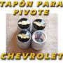 Tapon Pivote De Llanta Para Chevrolet