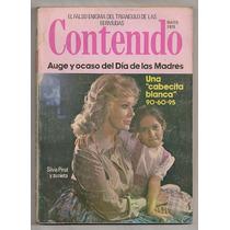 Silvia Pinal Pasquel Revista Contenido De 1979 Ndd