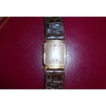 Reloj Tissot Antiguo Chapa Oro 14k De Los 50 $2,500.00