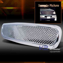 Parrilla Cromada Mesh Dodge Dakota 97 98 99 00 01 02 03 04