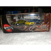 Hot Wheels Corvette 67 / Pro Street Corvette 67 Clasicos