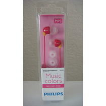 Audifonos Philips Originales Para Ipod, Iphone , Mp3