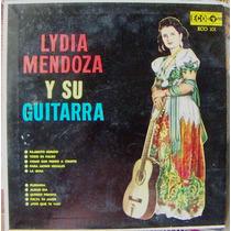Bolero, Lydia Mendoza Y Su Guitarra Vol.2, Lp12´.