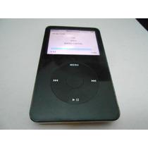 Ipod Video 5ta Generación Negro (30 Gb) Usado