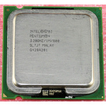 Procesador Intel P4 640 A 3.2 Ghz 2 Mb Sl728 Socket Lga775
