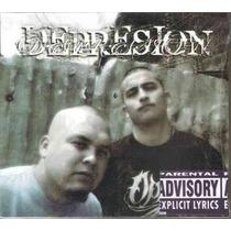 Depresion - Malvivientes ( Hip Hop Rap Mexicano ) Cd Rock