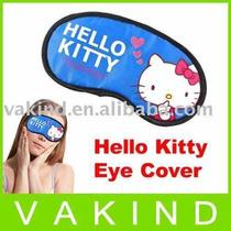 Antifaz Mascara Para Dormir Hello Kitty. Azul