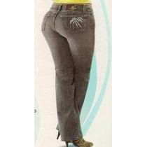 Jeans Levanta Pompis Magic Modelador Y Tallas Y Extras