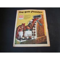 Cassius Clay Genio Financiero Peridico Esto Feb 1974 Box