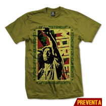 Playera King Monster Marley