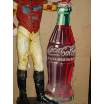 Antigua Lamina De Coca-cola