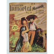 1956 Coleccion Inmortal 4 Revista Ilustrada Por Jose G. Cruz