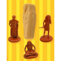 Figuras Miniaturas, Egipcios Para Coleccionistas Y Maquetas